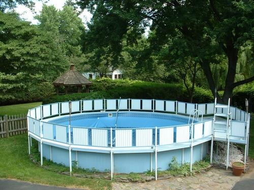 4.  The Pool
